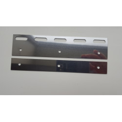 200 mm. stainless steel suspension plate sets