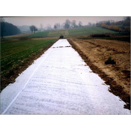 Agro plėvelė 30 g/m2 balta 10.50 m x 100 m