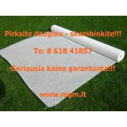 Agro textile 30 g/m2 white 1,6 m x 100 m