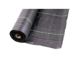 Agro tekstilė juoda 90 g/m2 1.60 m x 100 m