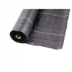 Agro tekstilė juoda 90 g/m2 1,10x100 m