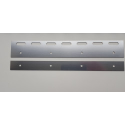 300 mm. stainless steel suspension plate sets