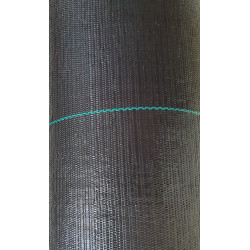 Agro tekstilė juoda 90 g/m2 1,65x100 m